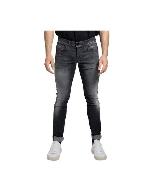 Dondup Jeans in het Gray voor heren