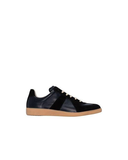 Maison Margiela Sneakers in het Black voor heren