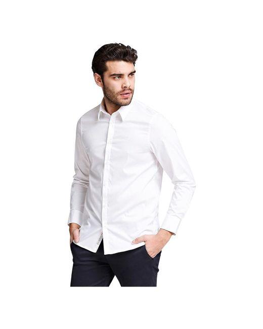 Sunset Shirt Guess pour homme en coloris White