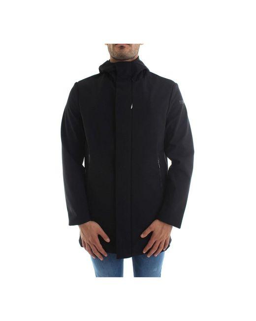 Rrd W19037 Jacket in het Black voor heren