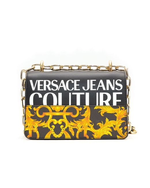 Versace Jeans E1vwabg3-71727 Shoulder Strap Bag in het Black