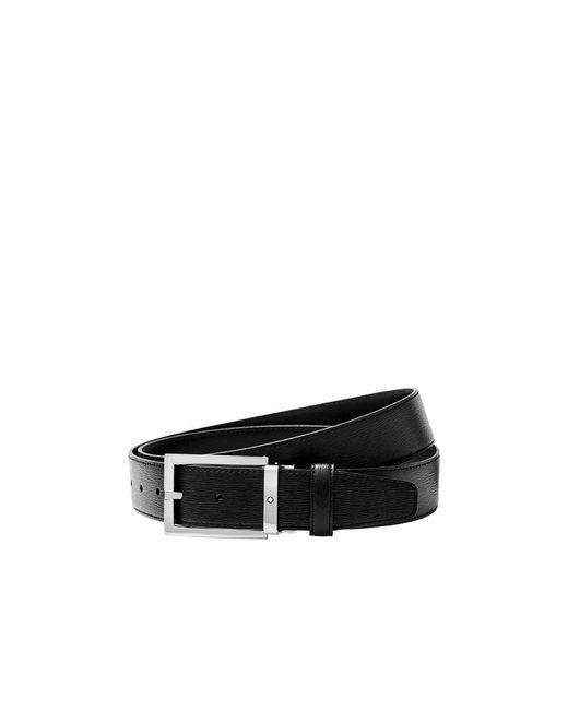 Montblanc Cintura in het Black voor heren
