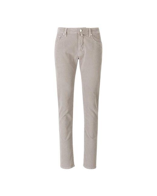 Jacob Cohen Jeans Model 688 in het Natural voor heren