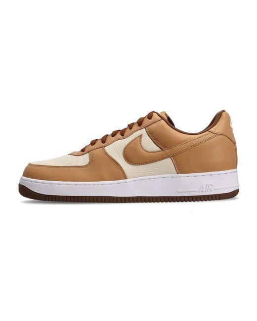 Air Force 1 QS sneakers Nike pour homme en coloris Marron - Lyst