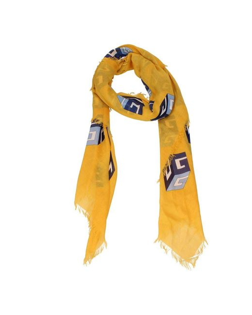 Gucci Scarf in het Yellow