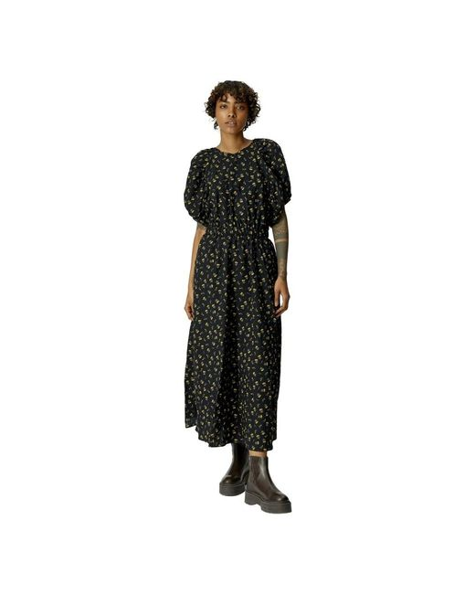 Gestuz Black Avery dress