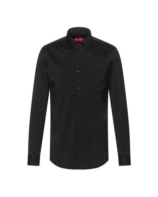 BOSS by Hugo Boss Hemd in het Black voor heren