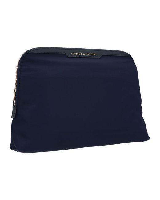 Bag Azul Anya Hindmarch de color Blue
