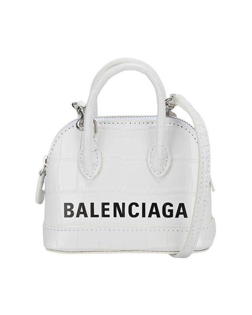 Balenciaga Bag in het White