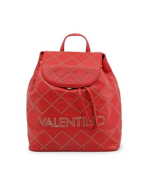 Valentino By Mario Valentino Backpack Vbs3ki02 in het Red