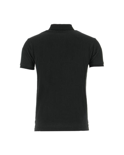 Cima Negro Polo Ralph Lauren de hombre de color Black