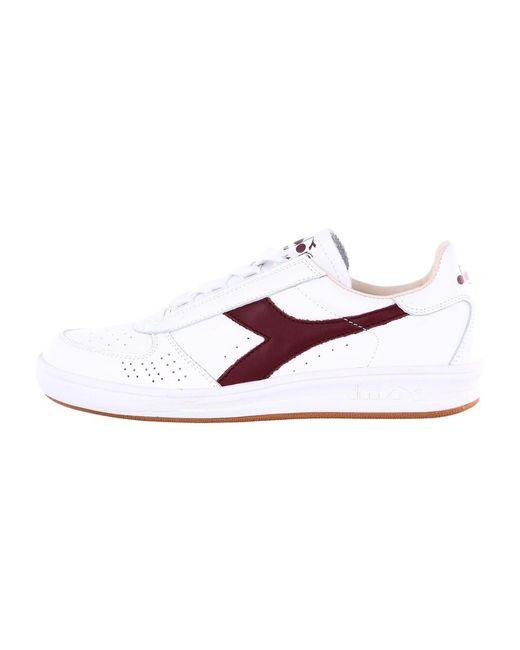 Diadora 176277 Sneakers in het White voor heren