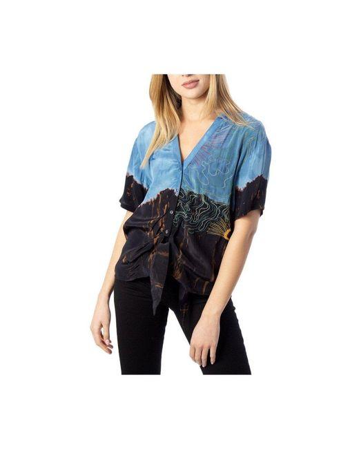 Desigual Shirt in het Blue
