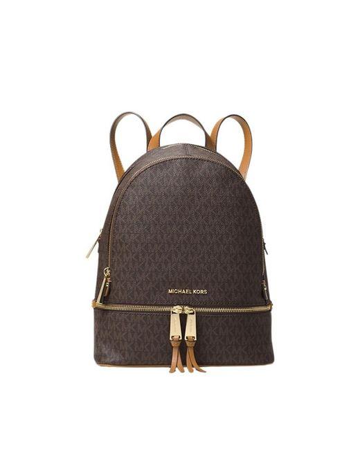 Michael Kors Backpack in het Brown