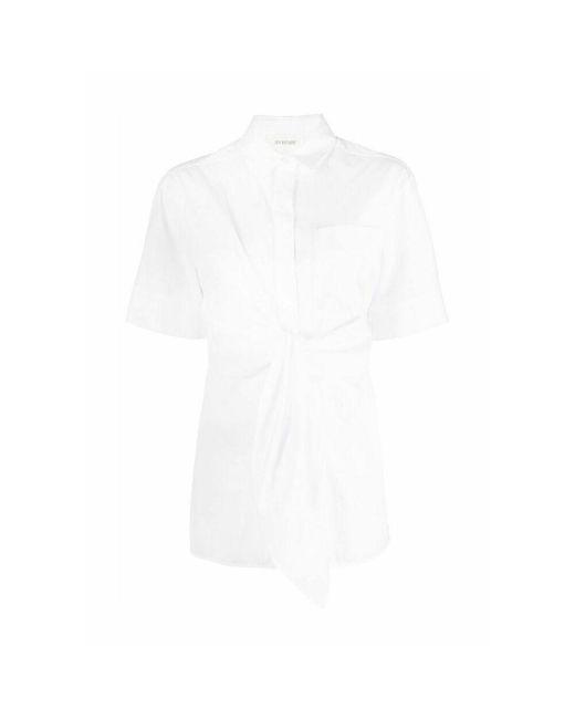 Sportmax Shirt in het White