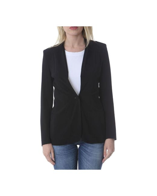 Jucca Jacket in het Black