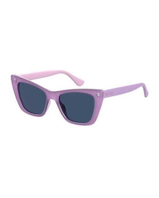 Havaianas Sunglasses Canoa in het Blue