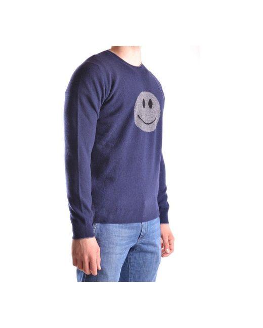Sweater Azul Altea de hombre de color Blue