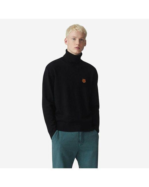 KENZO Sweater in het Black voor heren