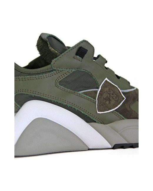 Eze Ezlu-Wk08 Shoes Philippe Model pour homme en coloris Green