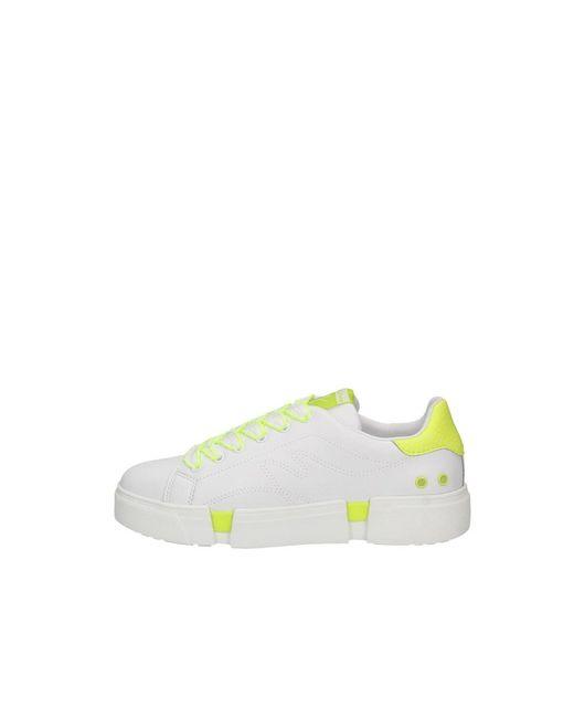 Manila Grace S646lu Sneakers in het White