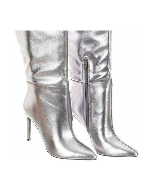 Botas altas Gris Guess de color Gray