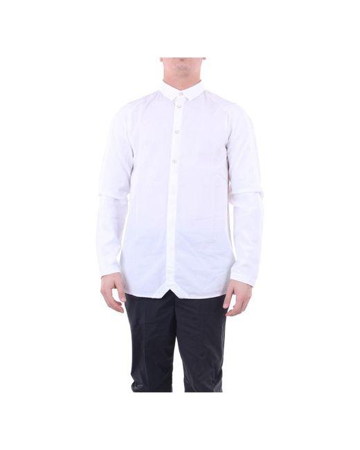 Transit Cfutrk280 General Shirt in het White voor heren