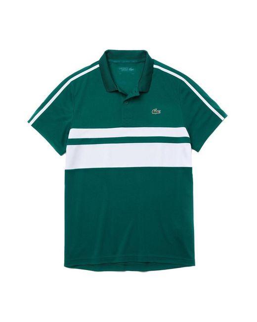 Lacoste Polo Shirt in het Green voor heren