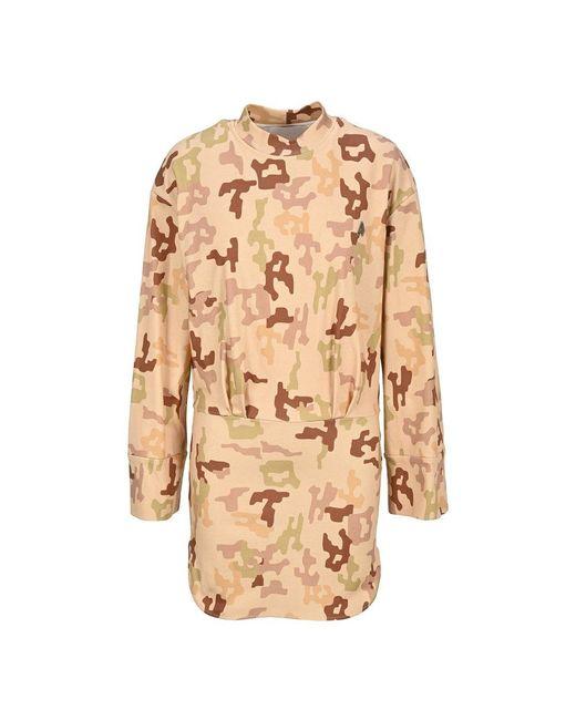 Dress 212Wca64P047 di The Attico in Orange