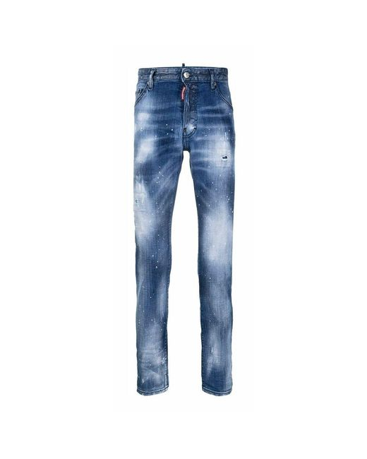 DSquared² Jeans Denim in het Blue voor heren