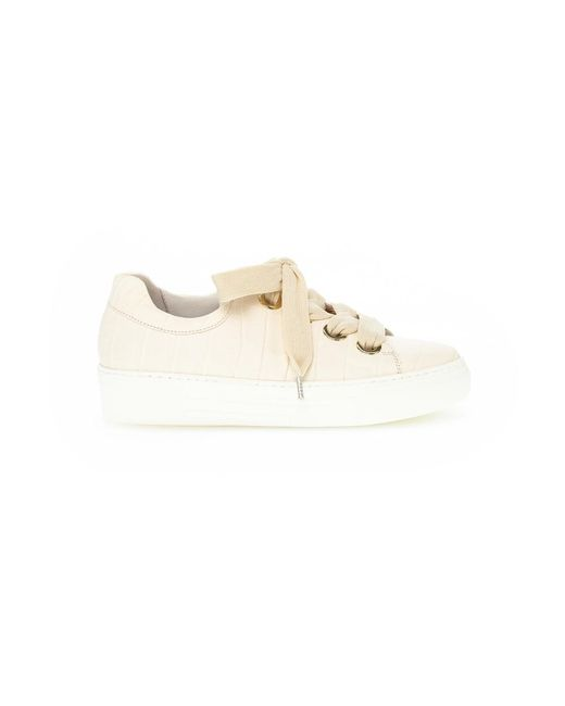 Gabor Natural Sneaker 66.464.61