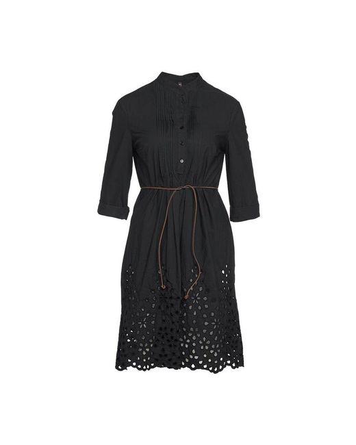 Manila Grace Dress in het Black
