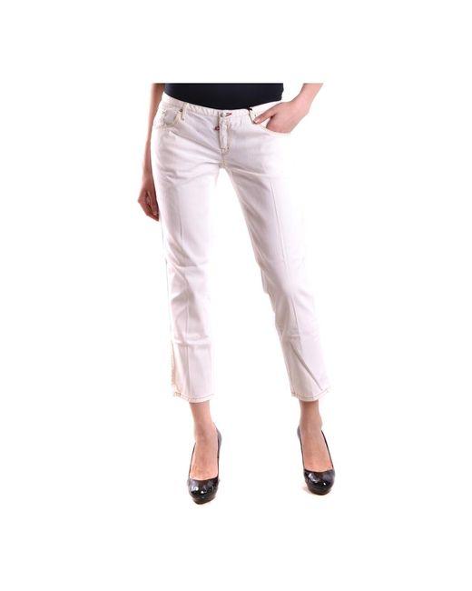 Jeans di DSquared² in White