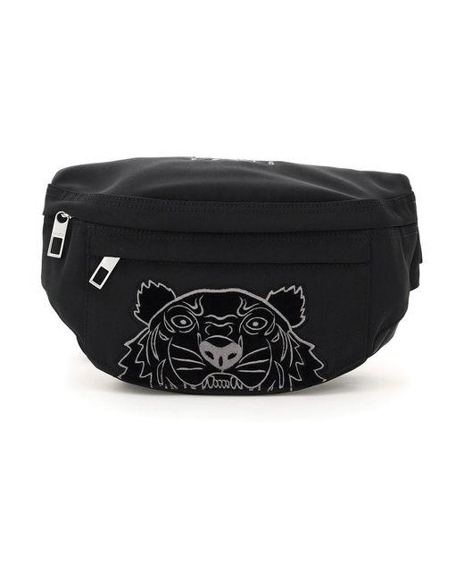 KENZO Belt Bag in het Black voor heren