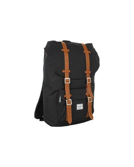 Black LIL Amer Backpack Negro Herschel Supply Co. de hombre