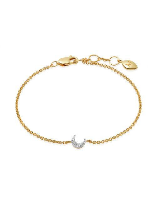 Missoma - Metallic Eclipse Bracelet - Lyst