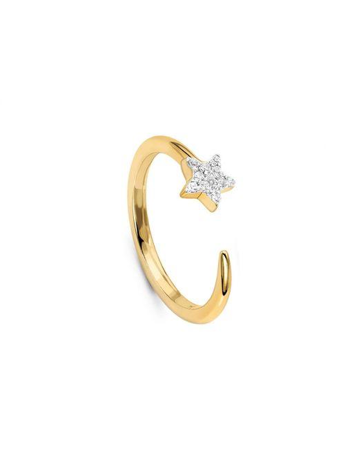 Missoma | Metallic Nova Ring | Lyst