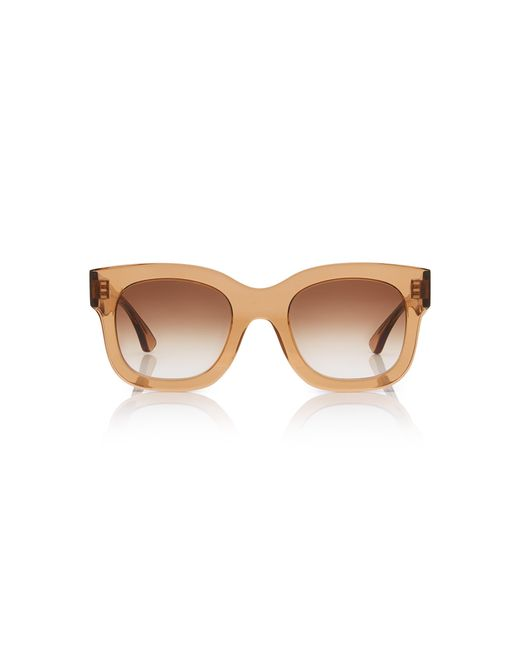 Thierry Lasry Multicolor Lively Cat-eye Acetate Sunglasses