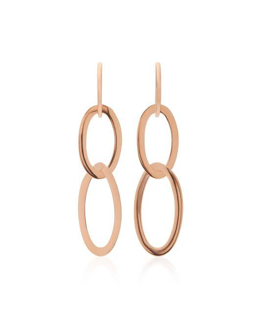 Mattioli   Pink Hiroko 18k Rose Gold Earrings   Lyst
