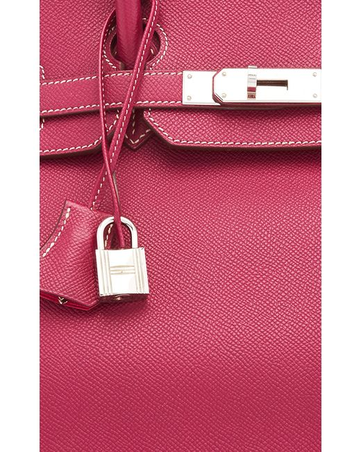 heritage auctions special collection hermes 35cm rouge h calf box leather waffle kelly