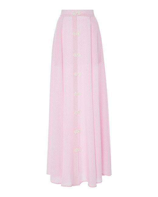 Rebecca de Ravenel - Pink Exclusive The Lolita Skirt - Lyst