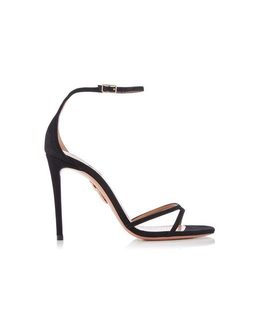 Purist 105 glitter sandals Aquazzura Suuu1W