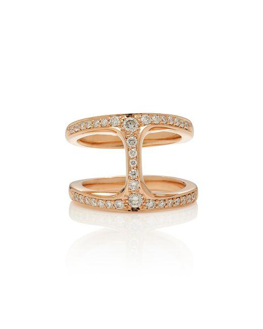 Hoorsenbuhs - Metallic Dame Diamond Phantom Ring - Lyst