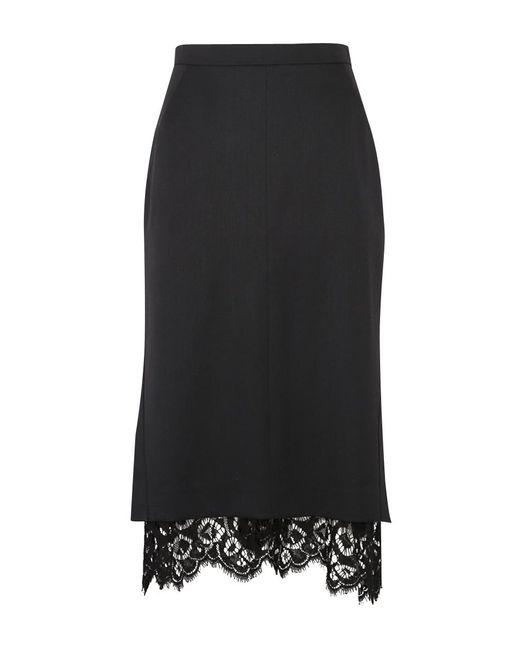 Dorothee Schumacher | Black Cool Ambition Skirt | Lyst