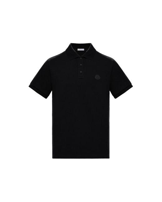 Moncler Black Polo for men