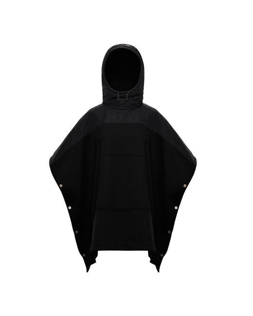 FELPA CON CAPPUCCIO di Moncler in Black