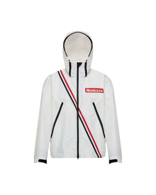 Moncler White Trakehner for men