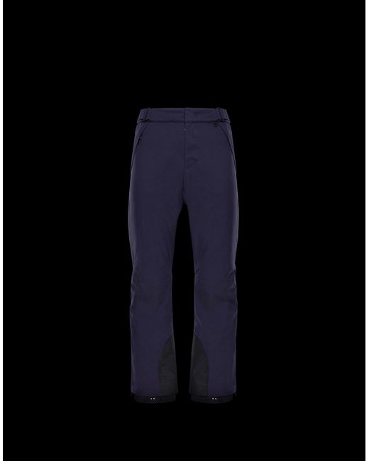 a88827917 Lyst - Moncler Grenoble Casual Trouser in Blue for Men