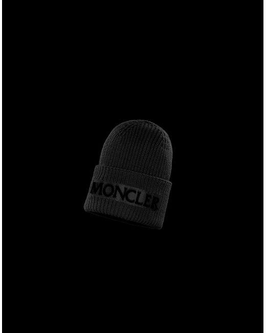 cabf9ffb7d8 Moncler - Black Hat - Lyst ...