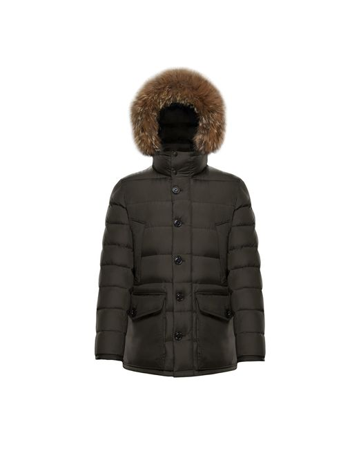 Moncler Green Cluny for men